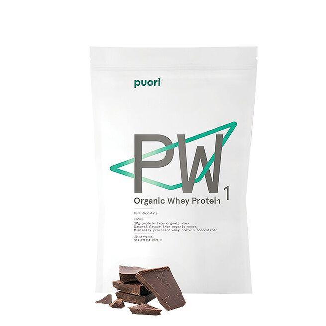 Wheyprotein choklad Puori
