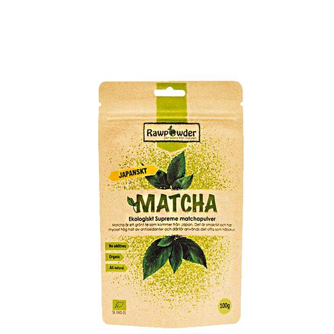 Ekologisk Matcha Rawpowder