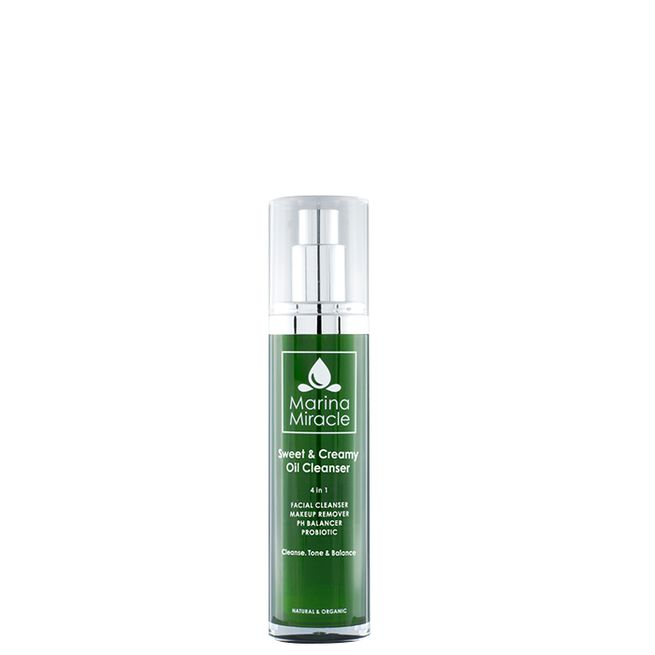 Sweet & Creamy Oil Cleanser Travel size, 50 ml