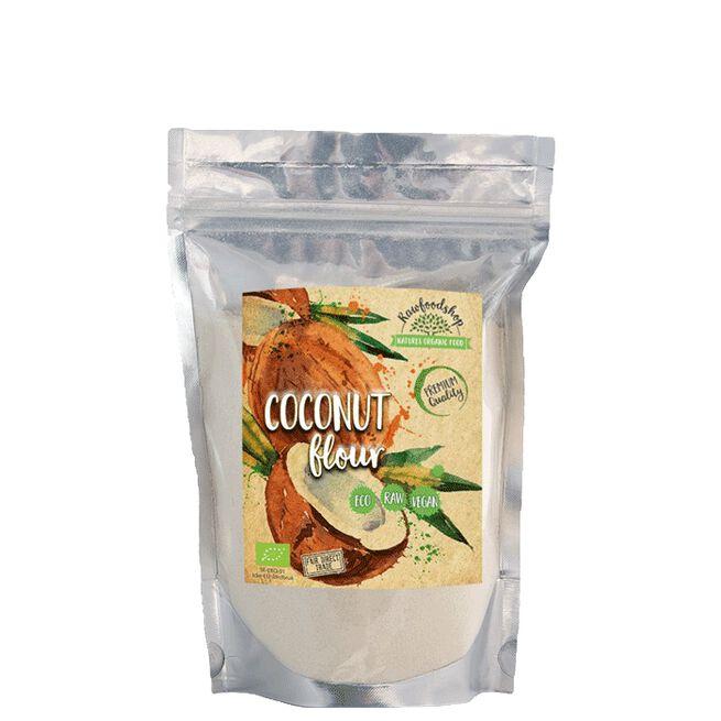 Raw Kokosnötsmjöl, 500 g