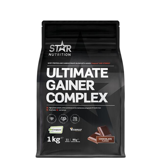 Star Nutrition Ultimate Gainer Complex Chocolate
