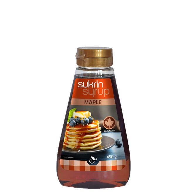 Sukrin Syrup Maple Funksjonell Mat