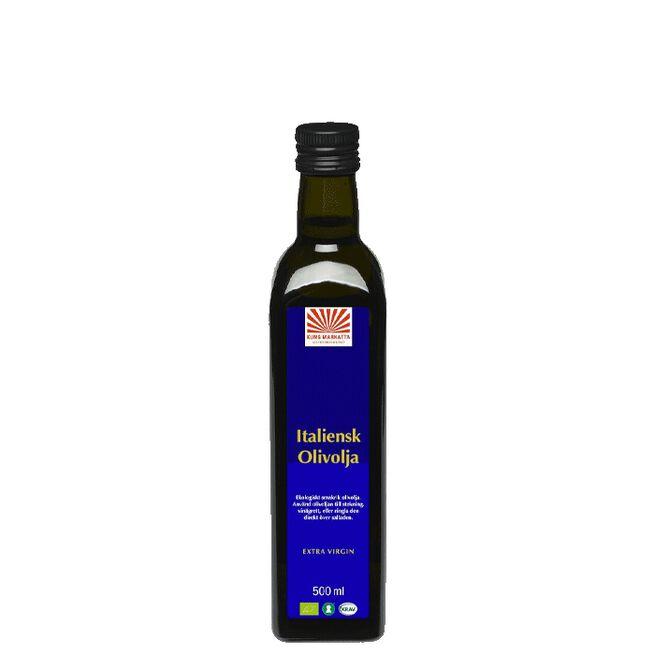 Olivolja extra virgin KRAV, 500 ml Kung Markatta