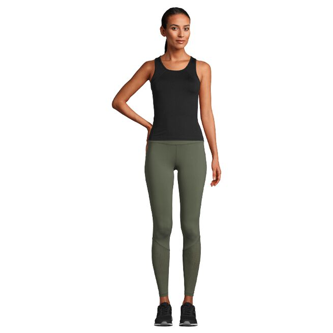 Casall Iconic 7/8 Tights Northern Green