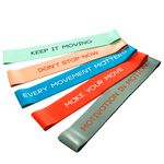 Bala Exercise/Resistance Bands - Pack of 5