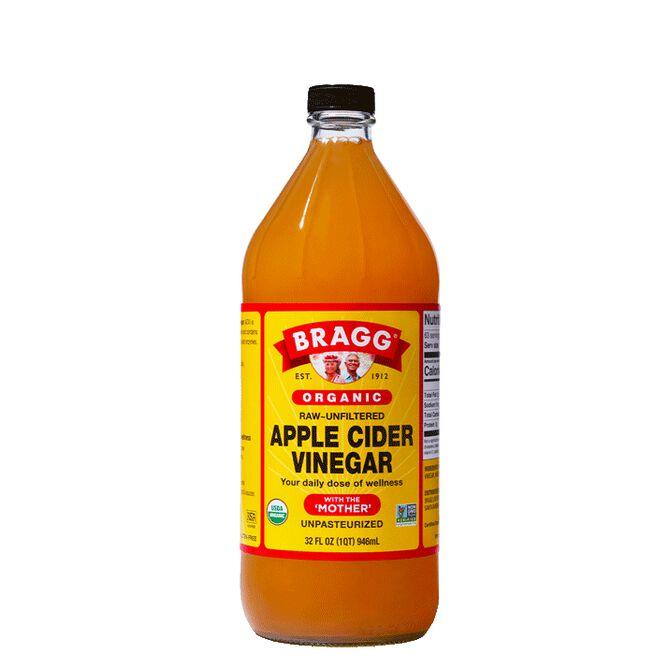 Bragg Apple Cider Vinegar EKO, 946 ml
