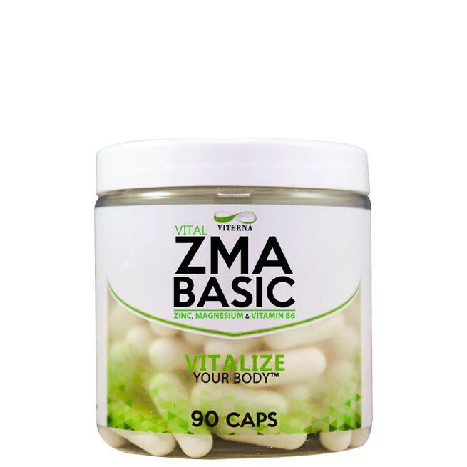 Viterna ZMA Basic, 90 caps