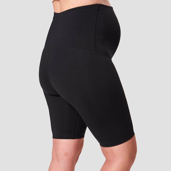 ICANIWILL Maternity Biker Shorts Black