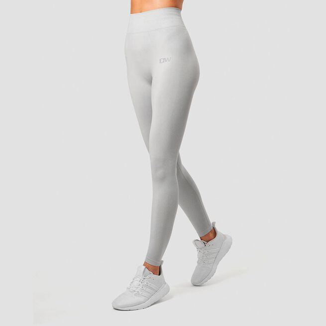 ICANIWILL Define Seamless Tights Light Grey