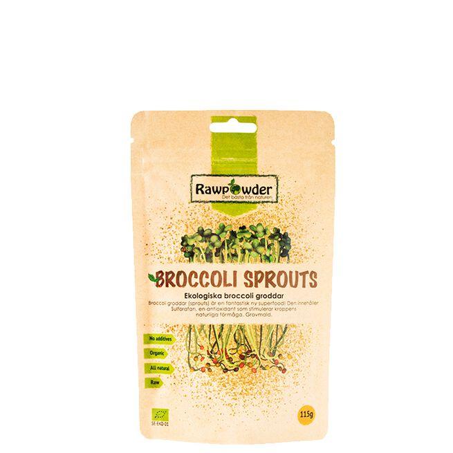 Broccoligroddar EKO, 115 g