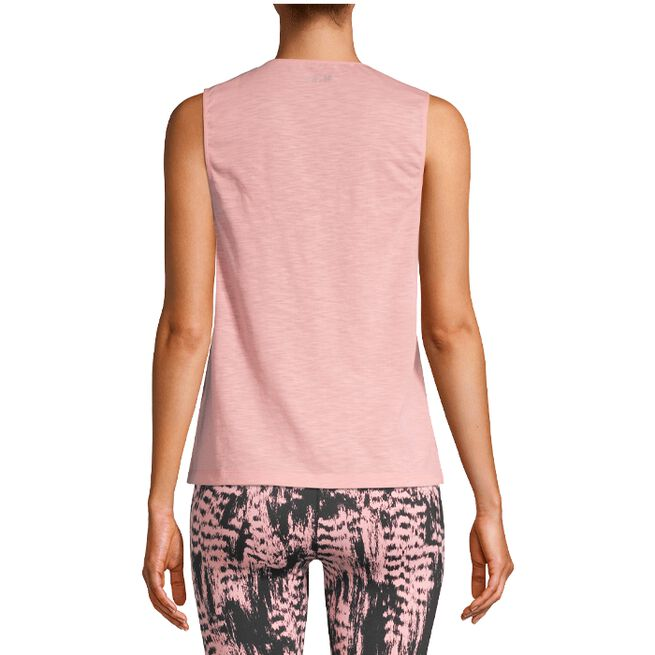 Casall Texture Tank Rising Pink