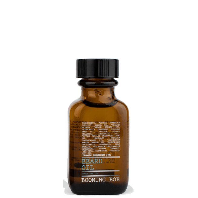 Beard Oil - Woody Vanilla Vegan/EKO, 30 ml