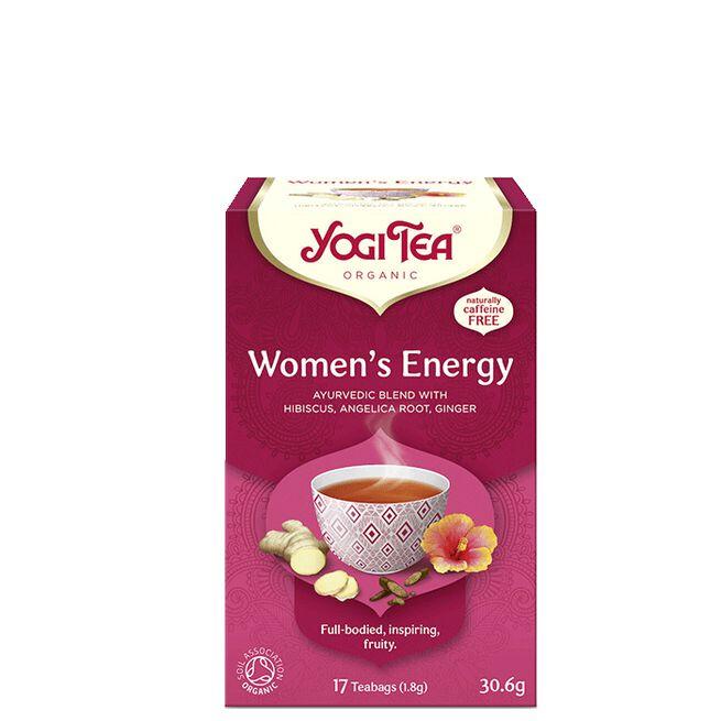 Women's Energy, 17 tepåsar