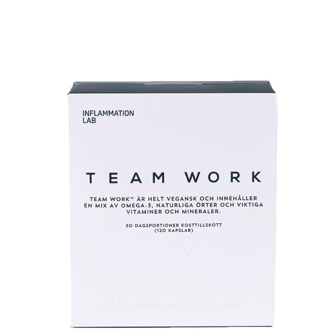 Team Work, 120 kap Inflammation Lab