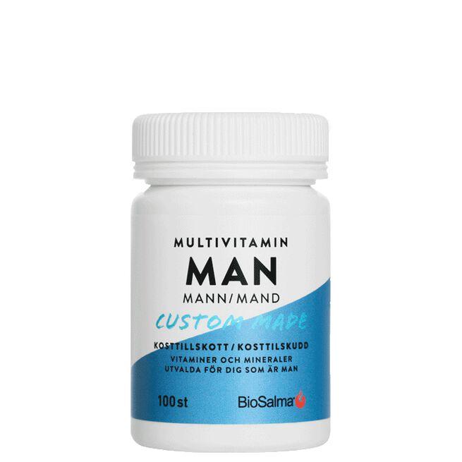 Multivitamin Man, 100 tabletter