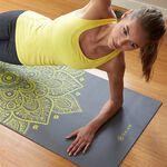 Citron Sundial Yoga Mat 6MM