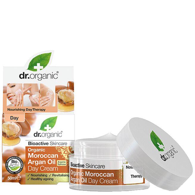Moroccan Argan Oil Day Cream, 50 ml