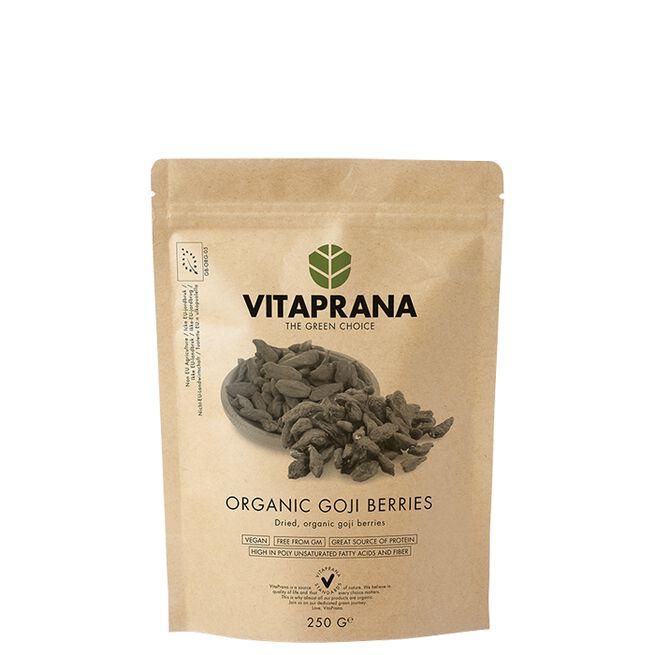 Organic Goji berries Vitaprana