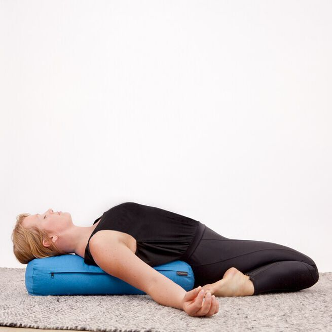 Yogabolster Svart