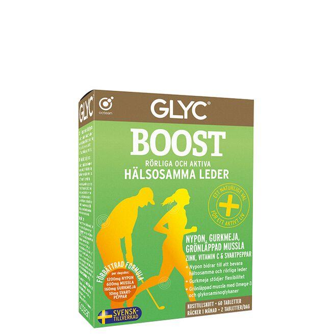 Glyc Boost, 60 kapslar