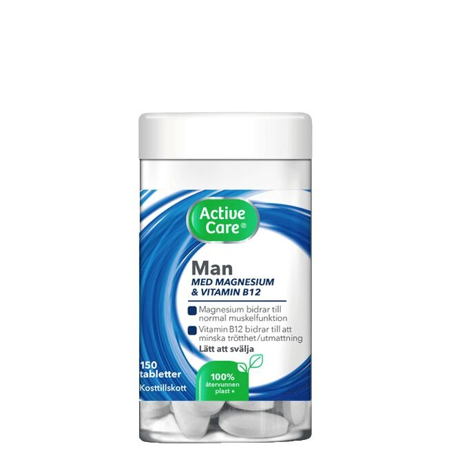Active Care Man, 150 tabletter