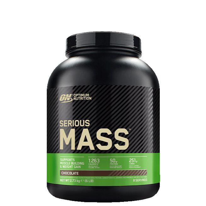 Optimum Nutrition, Serious Mass, 2727 gram, Chocolate