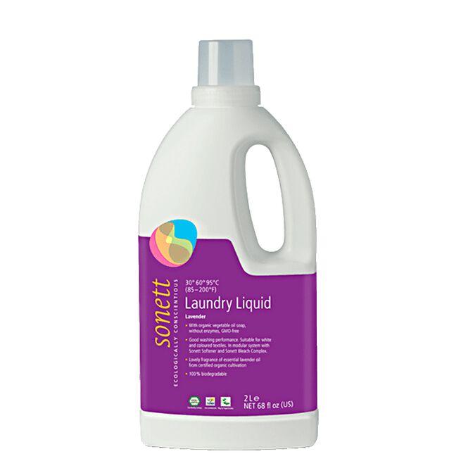 Tvättmedel Lavendel, 2 liter