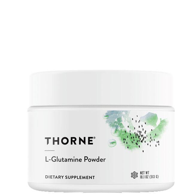 L-Glutamine pulver, 513 g Thorne