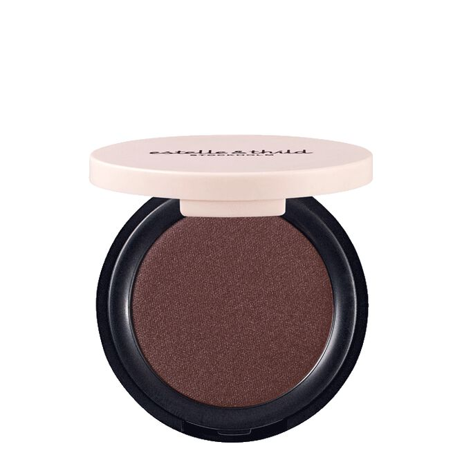 BioMineral Silky Eyeshadow Dark Mauve, 3 g Estelle & Thild