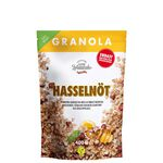 Granola Hasselnöt & Honung Clean Eating