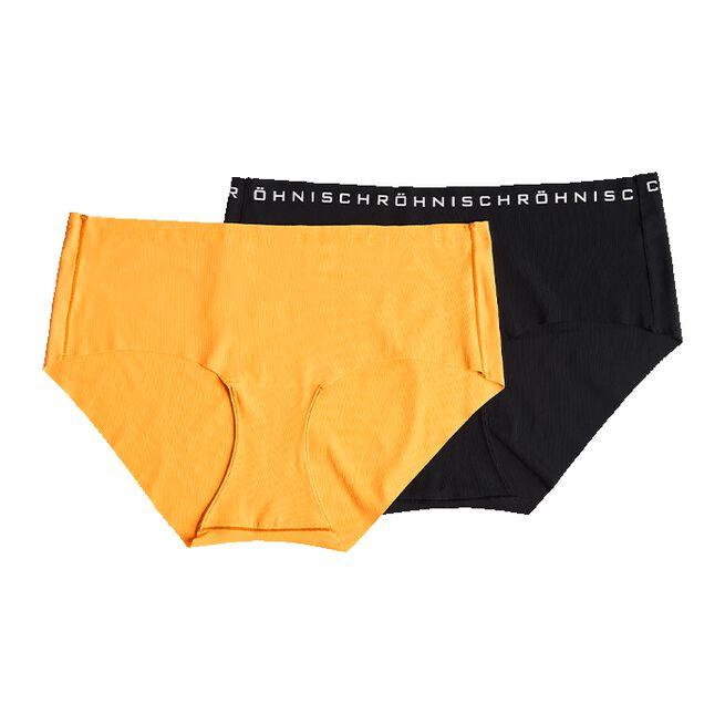 Siena 2-Pack Hipster, Neon Orange