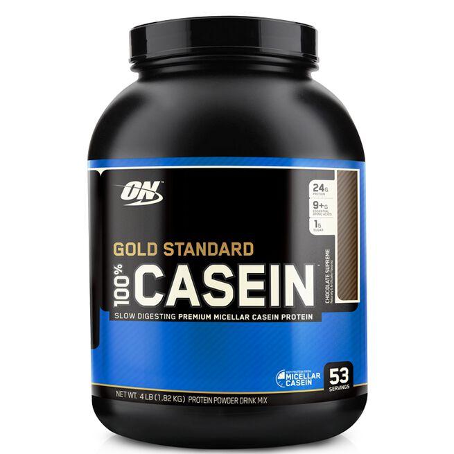 Optimum Nutrition, 100% Casein Gold Standard, 1818 g