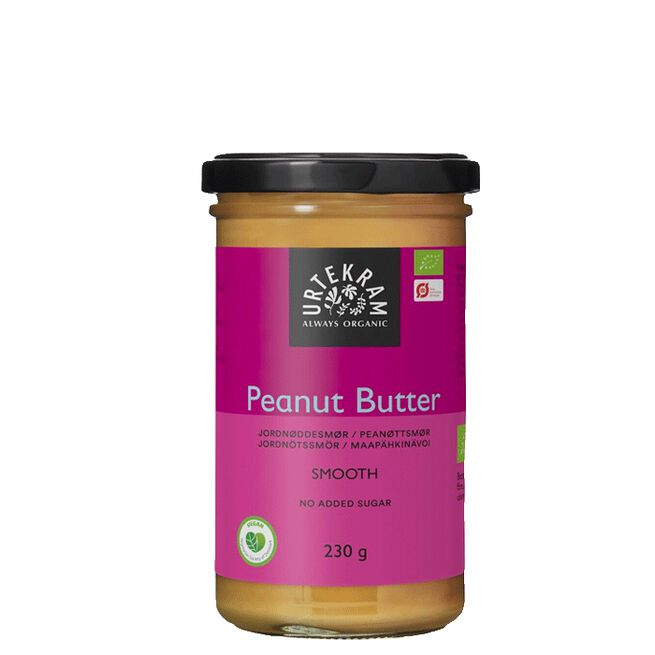 Peanut Butter Smooth, 230 g