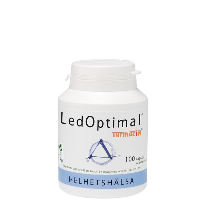 LedOptimal med Turmacin, 100 kaps