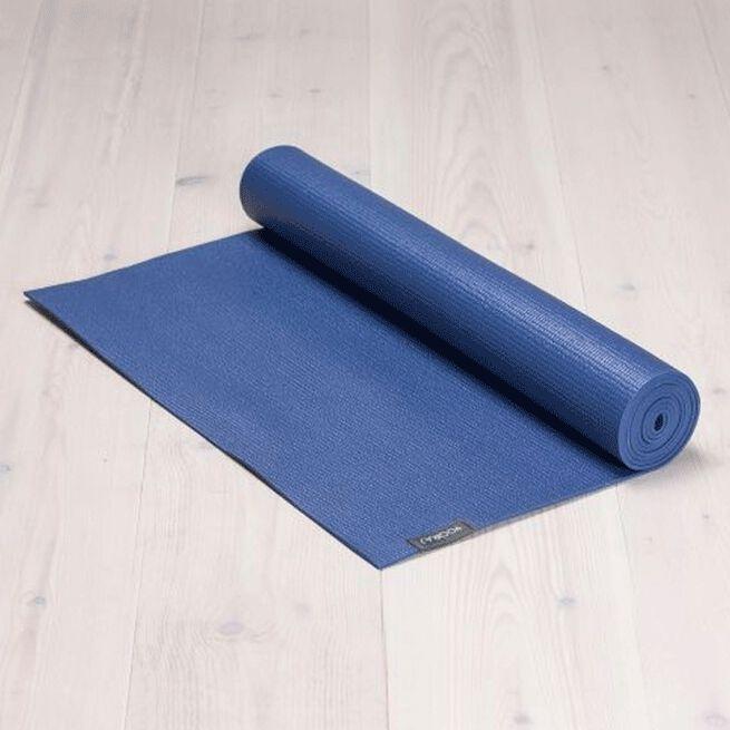 All-round Yoga mat Blueberry Blue, 6 mm Yogiraj