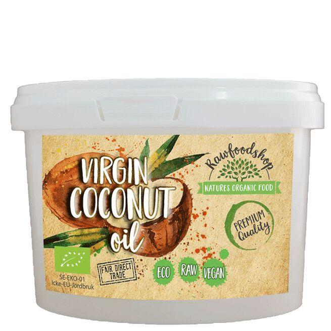 Raw Kokosolja Virgin, 500 ml