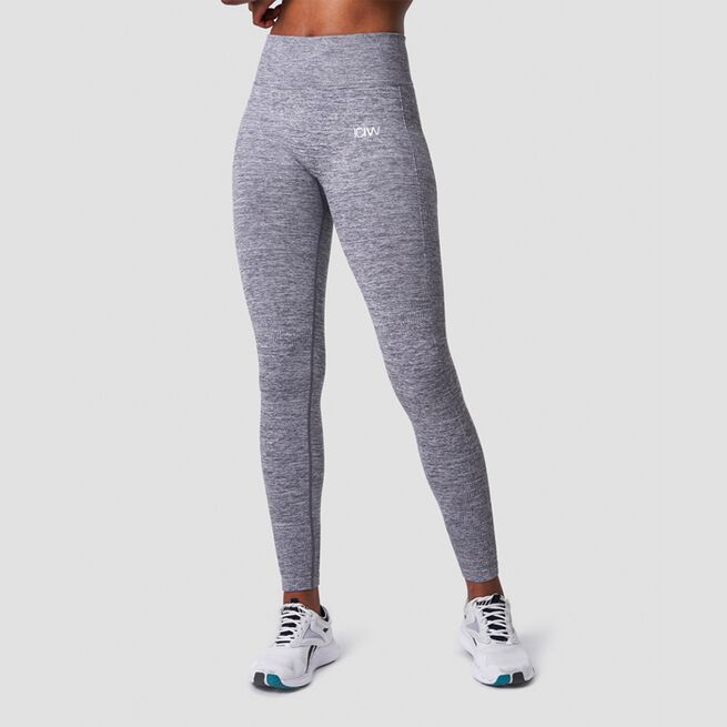 ICANIWILL Willow Tights, Grey Melange