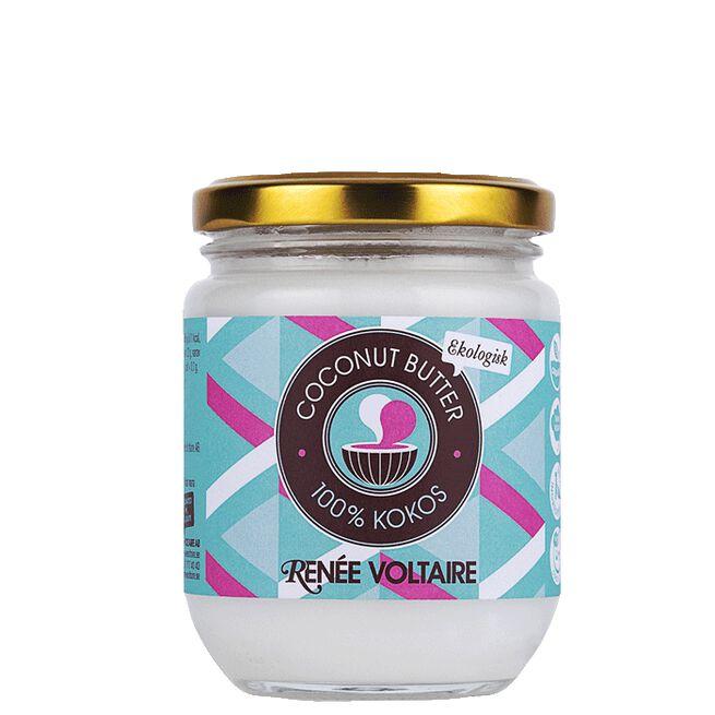 Coconut Butter 230 g Renée Voltaire