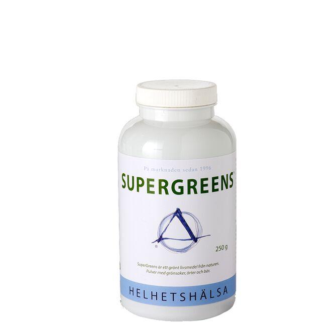 Supergreens Helhetshälsa
