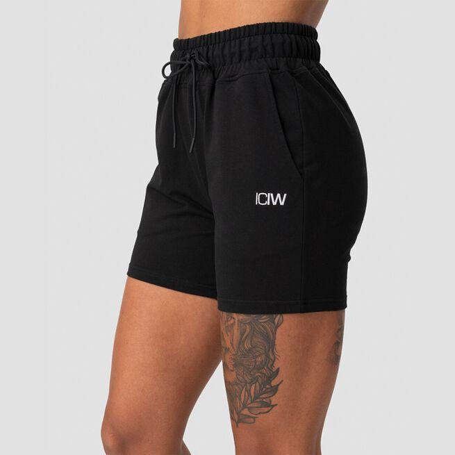 ICANIWILL Activity Shorts, Black