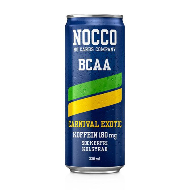 NOCCO BCAA, 330 ml, Carnival