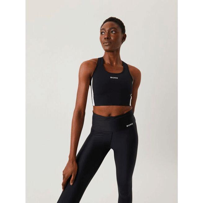 Seasonal Solid Shelby Medium Top, Black Beauty, 34