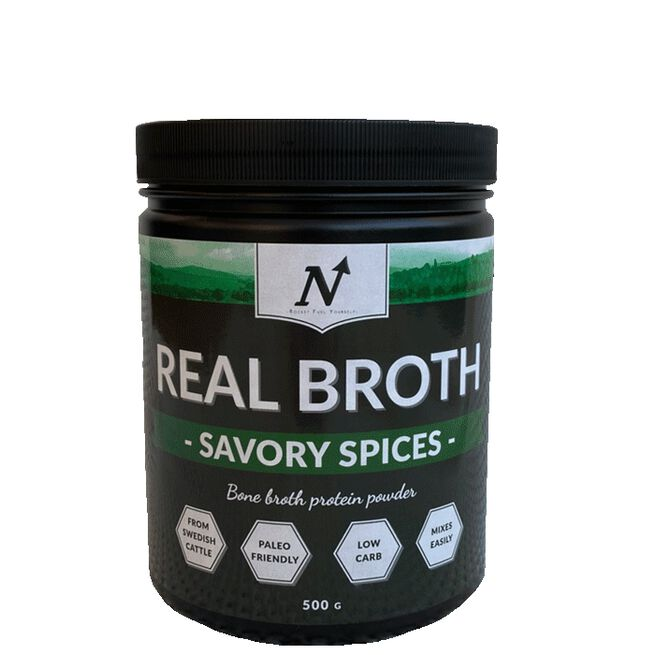 Real Broth Savory Spices, 500 g