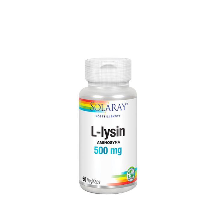 L-lysin Solaray