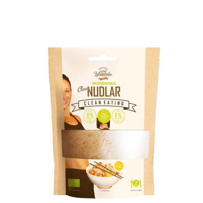 Ekologiska Clean Nudlar, 300 g Clean Eating