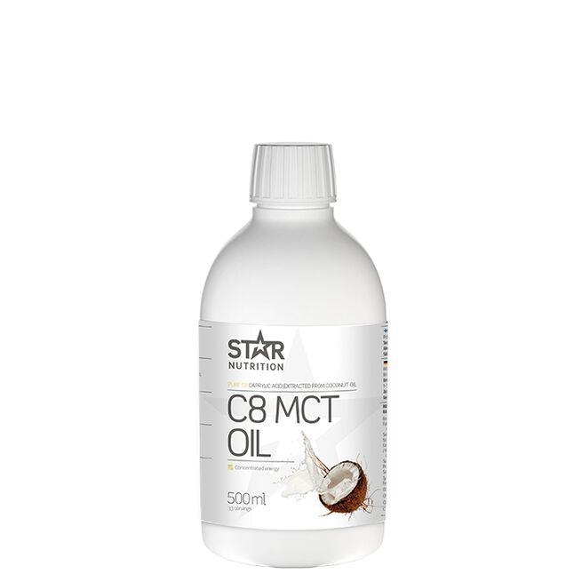 Star Nutrition C8 MCT Oil 500 ml