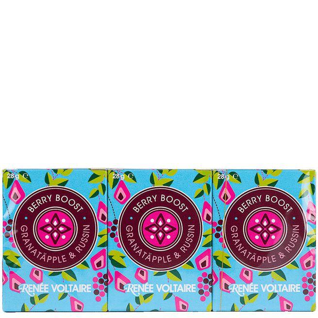 Berry Boost Granatäpple, 6x28 g