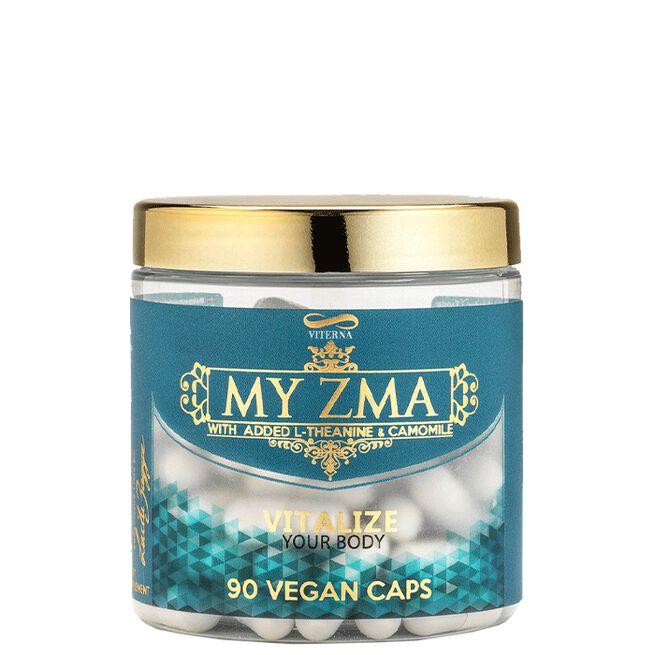 Viterna My ZMA By Laila Bagge, 90 caps