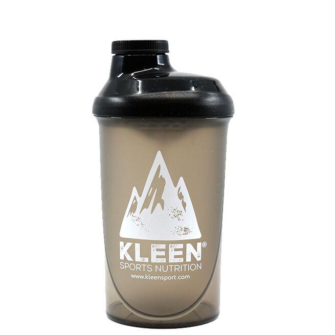 KLEEN Shaker Black Smoke, 500 ml