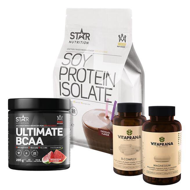 Star Nutrition veganskt startpaket